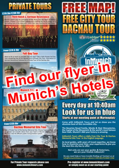 Find our Flyer in Munich's Hotels
